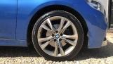 2017 BMW 218d M Sport Gran Tourer (Blue) - Image: 14