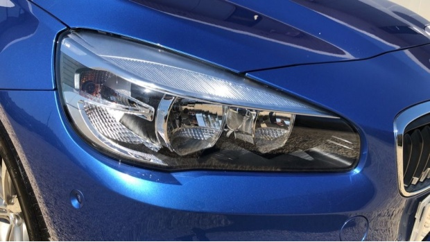 2017 BMW 218d M Sport Gran Tourer (Blue) - Image: 22