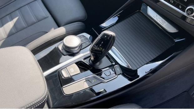 2021 BMW XDrive20d M Sport (White) - Image: 10