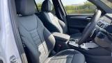 2021 BMW XDrive20d M Sport (White) - Image: 11