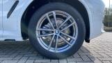 2021 BMW XDrive20d M Sport (White) - Image: 14