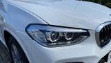 2021 BMW XDrive20d M Sport (White) - Image: 23