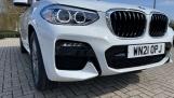 2021 BMW XDrive20d M Sport (White) - Image: 29