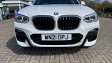2021 BMW XDrive20d M Sport (White) - Image: 30