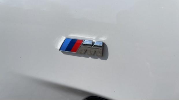 2021 BMW XDrive20d M Sport (White) - Image: 31
