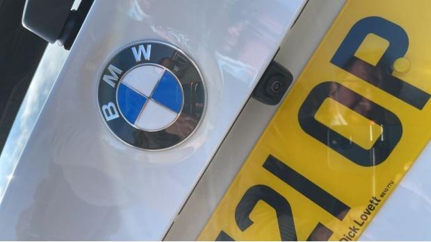 2021 BMW XDrive20d M Sport (White) - Image: 37