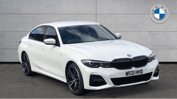 Reserve your 2021 BMW 3 Series 330e M Sport Saloon