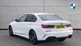 2021 BMW 330e M Sport Saloon (White) - Image: 2