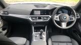2021 BMW 330e M Sport Saloon (White) - Image: 4