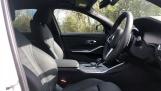 2021 BMW 330e M Sport Saloon (White) - Image: 11
