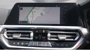 2021 BMW 330e M Sport Saloon (White) - Image: 22