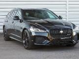 2021 Jaguar MHEV R-Dynamic SE Sportbrake Auto 5-door (Black) - Image: 1