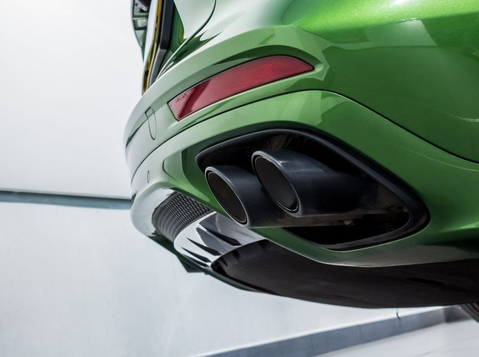 2018 Porsche V8 GTS Sport Turismo PDK 4WD 5-door (Green) - Image: 10