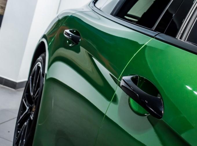 2018 Porsche V8 GTS Sport Turismo PDK 4WD 5-door (Green) - Image: 22
