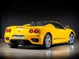 2003 Ferrari Spider 2-door (Yellow) - Image: 3