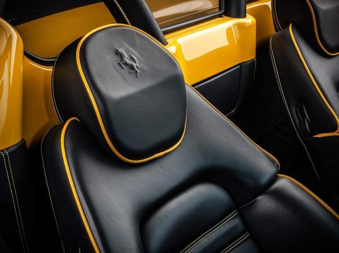 2003 Ferrari Spider 2-door (Yellow) - Image: 7