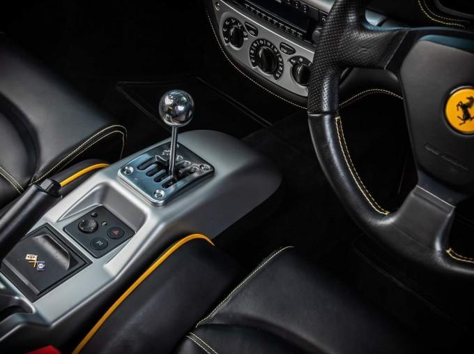 2003 Ferrari Spider 2-door (Yellow) - Image: 17