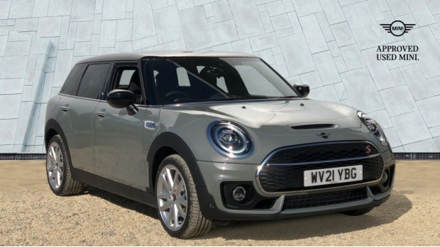 2021 MINI Cooper S Sport (Grey) - Image: 1