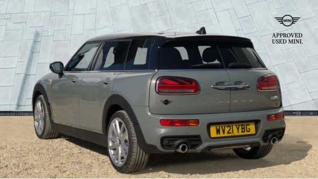 2021 MINI Cooper S Sport (Grey) - Image: 2