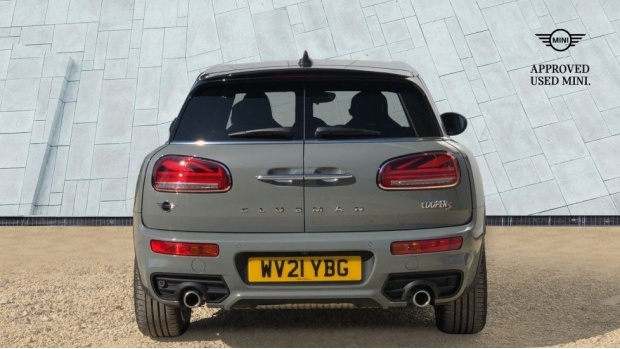 2021 MINI Cooper S Sport (Grey) - Image: 15