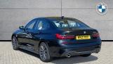 2021 BMW 320d M Sport Saloon (Black) - Image: 2