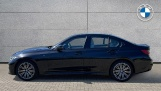 2021 BMW 320d M Sport Saloon (Black) - Image: 3