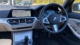 2021 BMW 320d M Sport Saloon (Black) - Image: 5