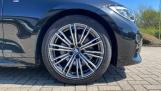 2021 BMW 320d M Sport Saloon (Black) - Image: 14