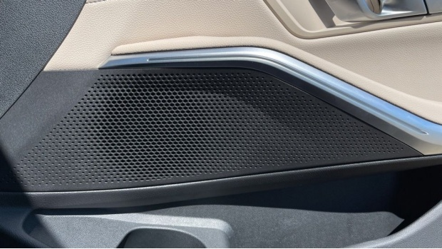 2021 BMW 320d M Sport Saloon (Black) - Image: 20