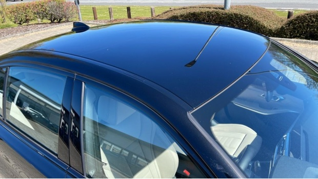 2021 BMW 320d M Sport Saloon (Black) - Image: 21