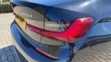 2021 BMW 320d M Sport Saloon (Black) - Image: 22