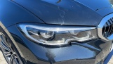 2021 BMW 320d M Sport Saloon (Black) - Image: 23