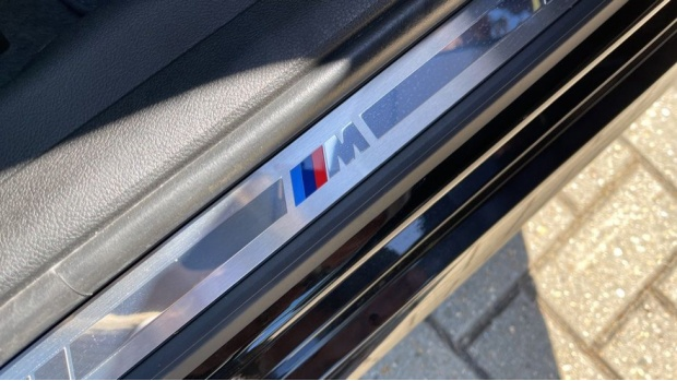 2021 BMW 320d M Sport Saloon (Black) - Image: 25