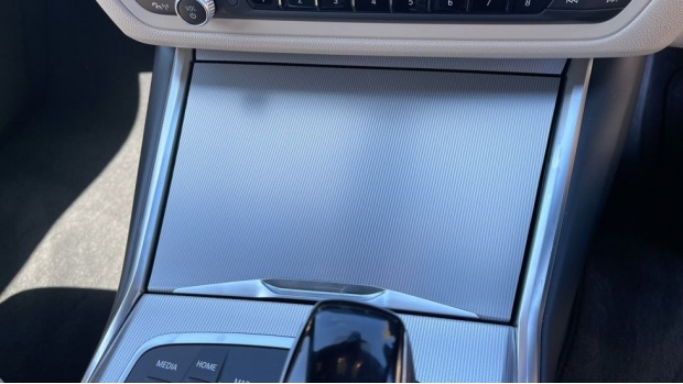 2021 BMW 320d M Sport Saloon (Black) - Image: 35