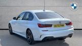 2020 BMW 330e M Sport Saloon (White) - Image: 2