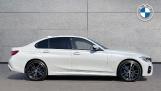 2020 BMW 330e M Sport Saloon (White) - Image: 3