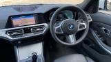 2020 BMW 330e M Sport Saloon (White) - Image: 5