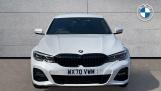 2020 BMW 330e M Sport Saloon (White) - Image: 16