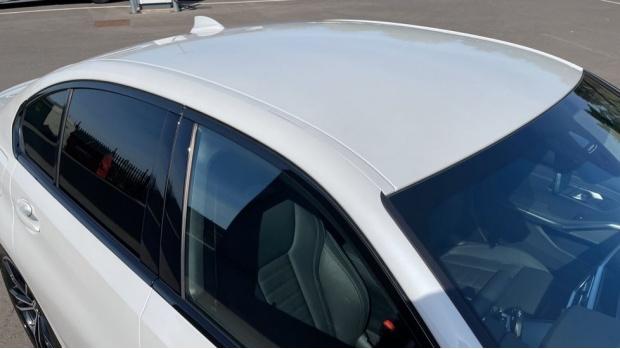 2020 BMW 330e M Sport Saloon (White) - Image: 21