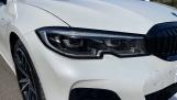 2020 BMW 330e M Sport Saloon (White) - Image: 23