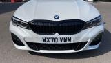 2020 BMW 330e M Sport Saloon (White) - Image: 29