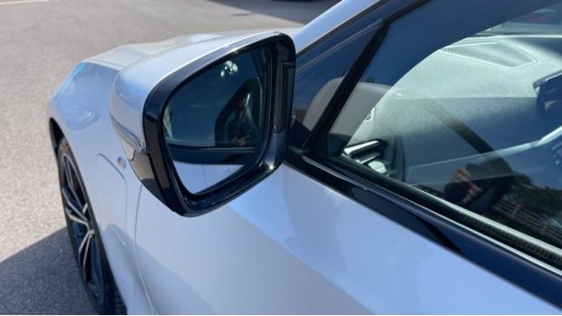 2020 BMW 330e M Sport Saloon (White) - Image: 33