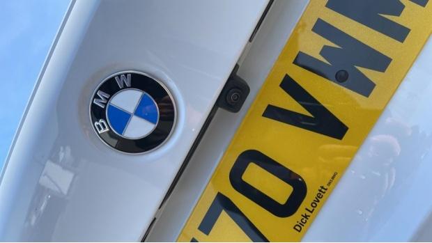 2020 BMW 330e M Sport Saloon (White) - Image: 36