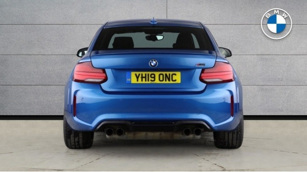 2019 BMW Competition (Blue) - Image: 15