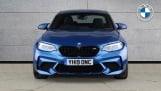 2019 BMW Competition (Blue) - Image: 16