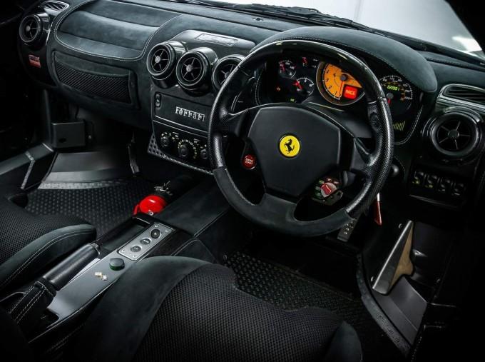 2008 Ferrari Scuderia 2-door (Grey) - Image: 4