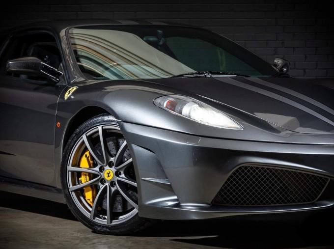 2008 Ferrari Scuderia 2-door (Grey) - Image: 7