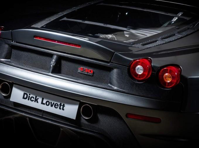2008 Ferrari Scuderia 2-door (Grey) - Image: 9