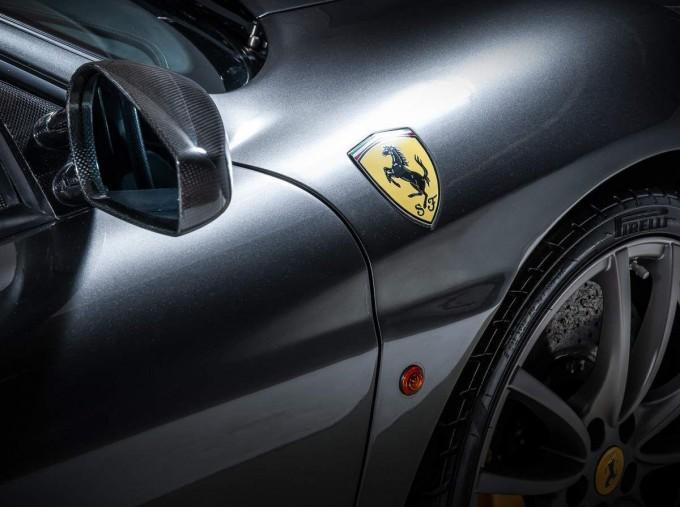 2008 Ferrari Scuderia 2-door (Grey) - Image: 11