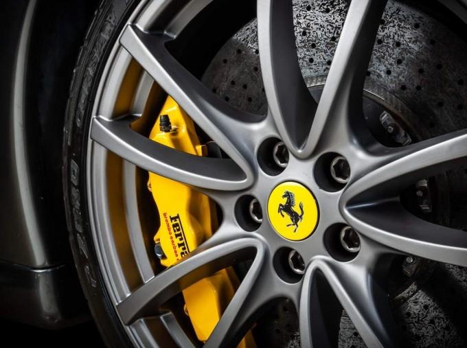 2008 Ferrari Scuderia 2-door (Grey) - Image: 13